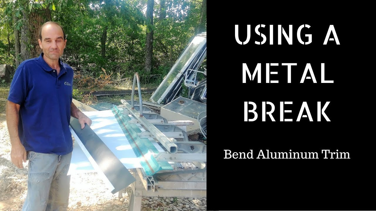 How to Bend Aluminium Trim