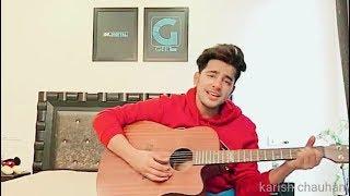 Jass Manak singing Dhokha, Prada & Without you song | Karish Chauhan
