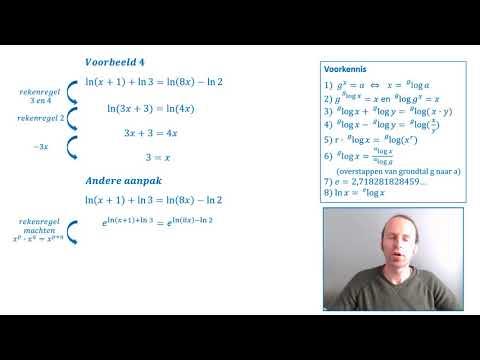 Wiskunde - stelsels van vergelijkingen oplossen - inclusief voorbeelden from YouTube · Duration:  7 minutes 28 seconds