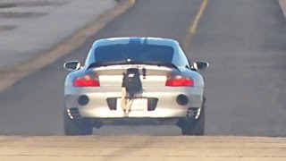 Porsche BLOWS ENGINE at 190MPH!