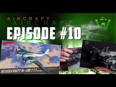 Tutorial: Meng Models Messerschmitt Me 410-2/U4 Heavy Fighter by Carlos Costa | Warfare in Scale