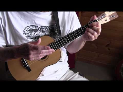 Free Lesson/TAB - Fingerpicking Blues Ukulele - Sweet To Mama by Frank Stokes