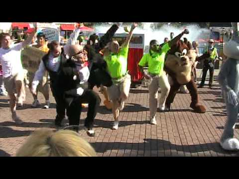 Mr Six Dance Party at Six Flags Great Adventure