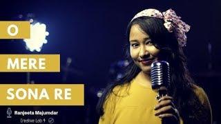 O Mere Sona Re | Ranjeeta Majumdar | Romantic Mashup  | Knight Pictures | Cover Song 2018