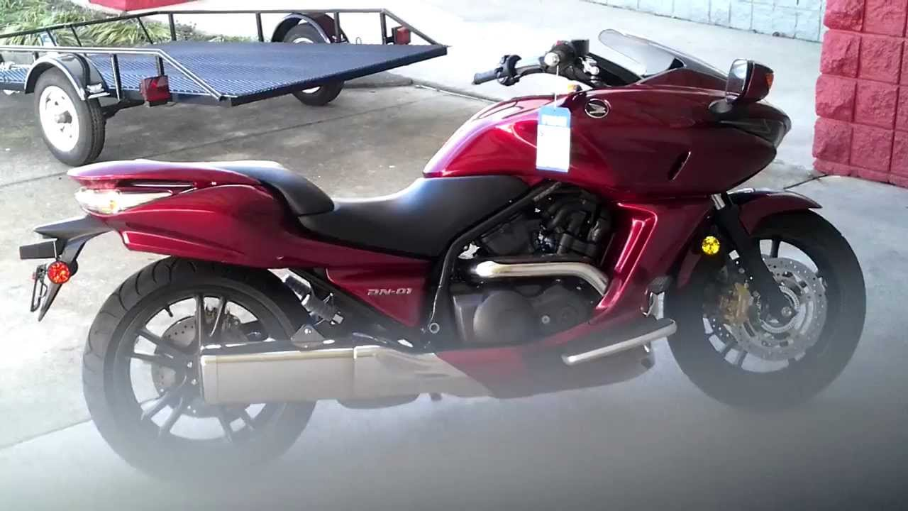 for sale - 2009 honda dn-01 dn01 automatic crossover motorcycle