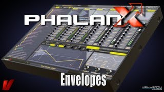 Vengeance Producer Suite - Phalanx Tutorial Video: 03 Envelopes