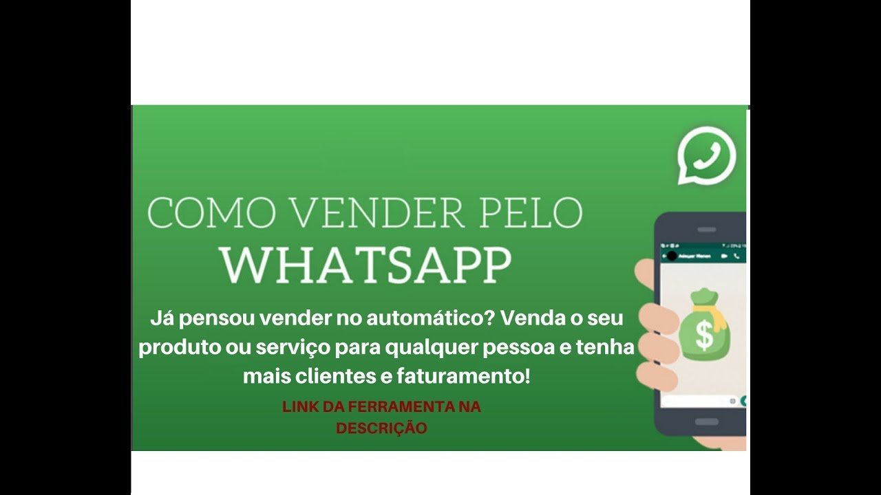 >>> Vendernozapm.com Automação de Whatsapp Marketing - Whatsapp Para Empresas