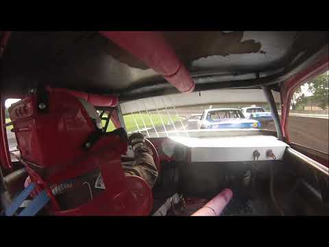 Adam Snyder - Hobby Stock Heat - Murray Co Speedway 6/28/19