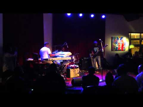 Electric Kid Live - Spanky, Parris, and Thad
