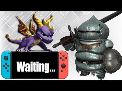 I'm Waiting for the Nintendo Switch Version...