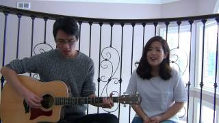 Oh Wonder - Without You (Acoustic) || Jacob Mai & Ania