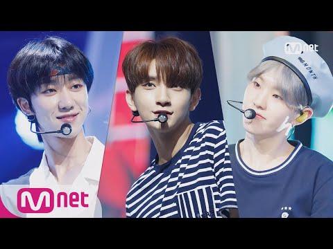 [SEVENTEEN - Oh My!] KPOP TV Show | M COUNTDOWN 180726 EP.580