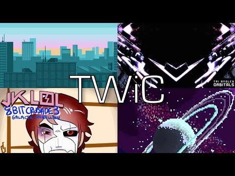 This Week in Chiptune - TWiC 110: Tri Angles,, JKLOL, Maxo, Hyper Potions