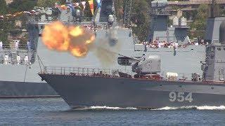 Весь День Флота в Севастополе за 15 минут