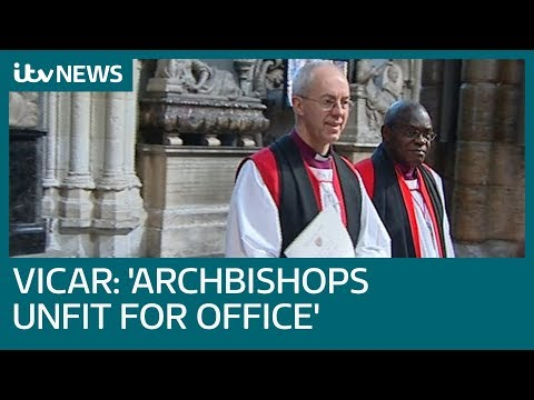 Vicar Tells Abuse Inquiry Archbishops 'not Fit For Office' | ITV News