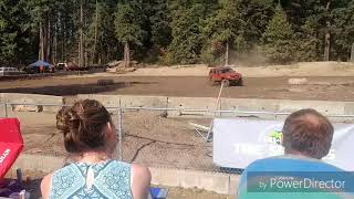 Mud Brothers at the Hope Brigade days 4×4 races