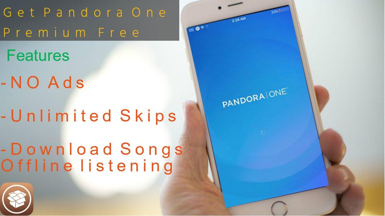pandora one download free