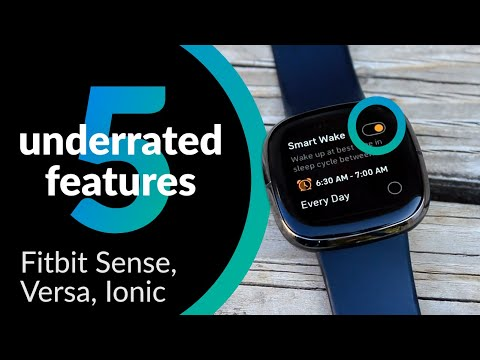 5 Underrated Fitbit Sense, Versa features you should know