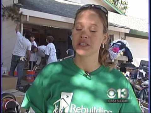 Rebuilding Together Sacramento - Creating Safe, Healthy & Efficient Homes kovr News Coverage