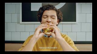 Baru! Cheeseburger Deluxe Mulai 30r...