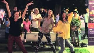 Flashmob de Garden Park Dace
