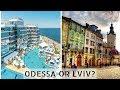 Lviv or Odessa? What to visit in Ukraine