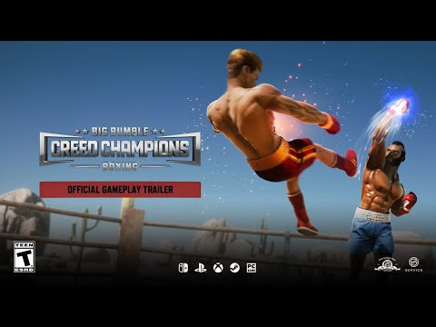 Big Rumble Boxing: Creed Champions - Official Gameplay Trailer
