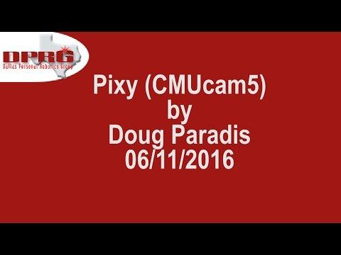 Pixy (CMUcam5) Basics