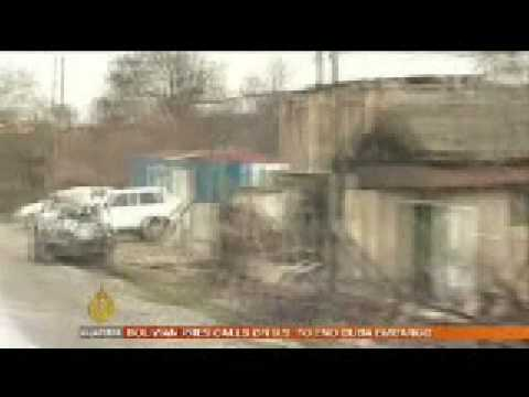 Ethnic tensions simmer in South Ossetia - December 18 2008