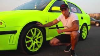 Тачки Кривбасса - Skoda Oktavia WTS (Tuning) ЭКРД-ТВ