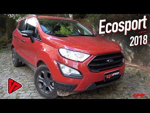 Avaliação Ford Ecosport 1.5 AT  | Canal Top Speed