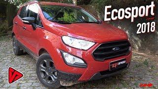 Avaliação Ford Ecosport 1.5 At    Canal Top Speed