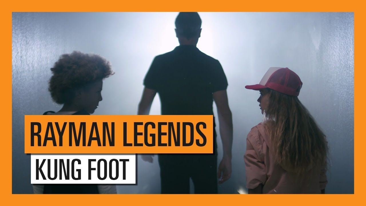 Rayman Legends: Definitive Edition – Kung Foot (live trailer)
