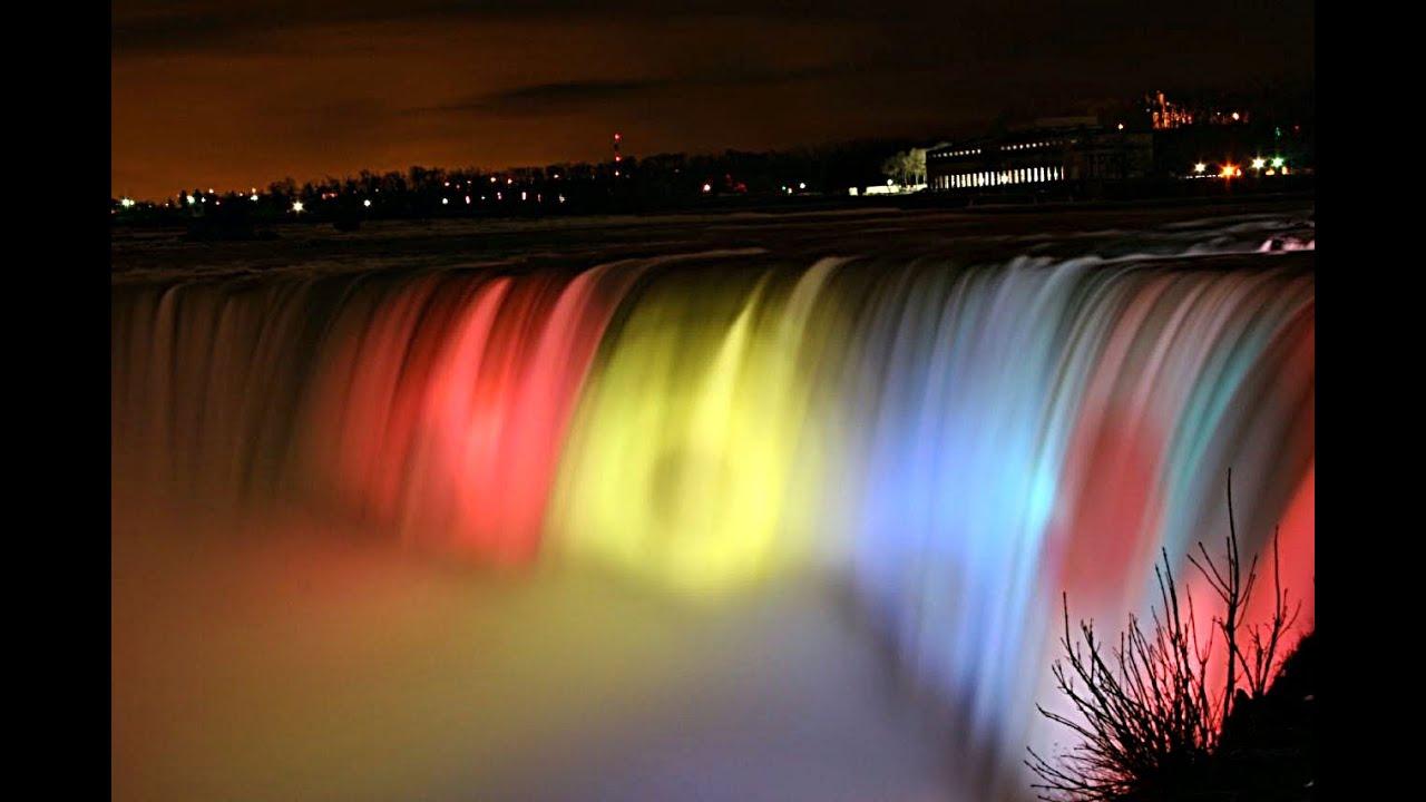 1 Of 5 Winter Festival Of Lights In Niagara Falls Ontario Canada 9january2016