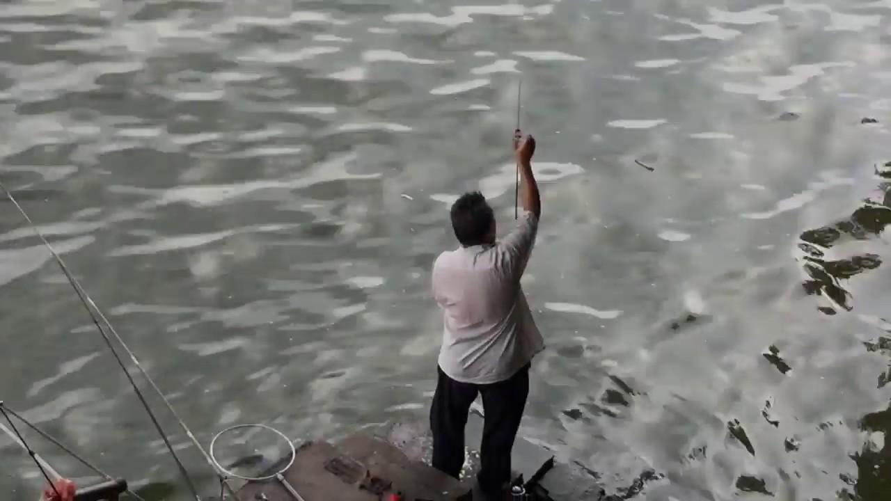 香港船釣之釣手的精神(香港釣魚) - YouTube