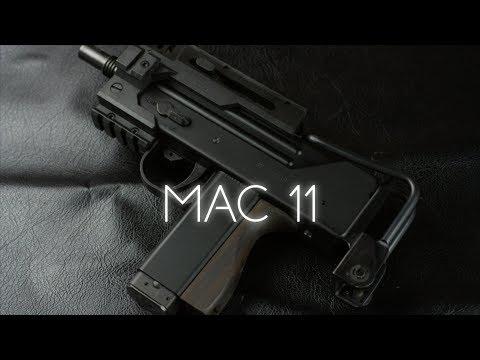"Hard Trap Beat Instrumental - ""Mac 11"" Rap Hip Hop Freestyle Beats (Aycfel Beats)"