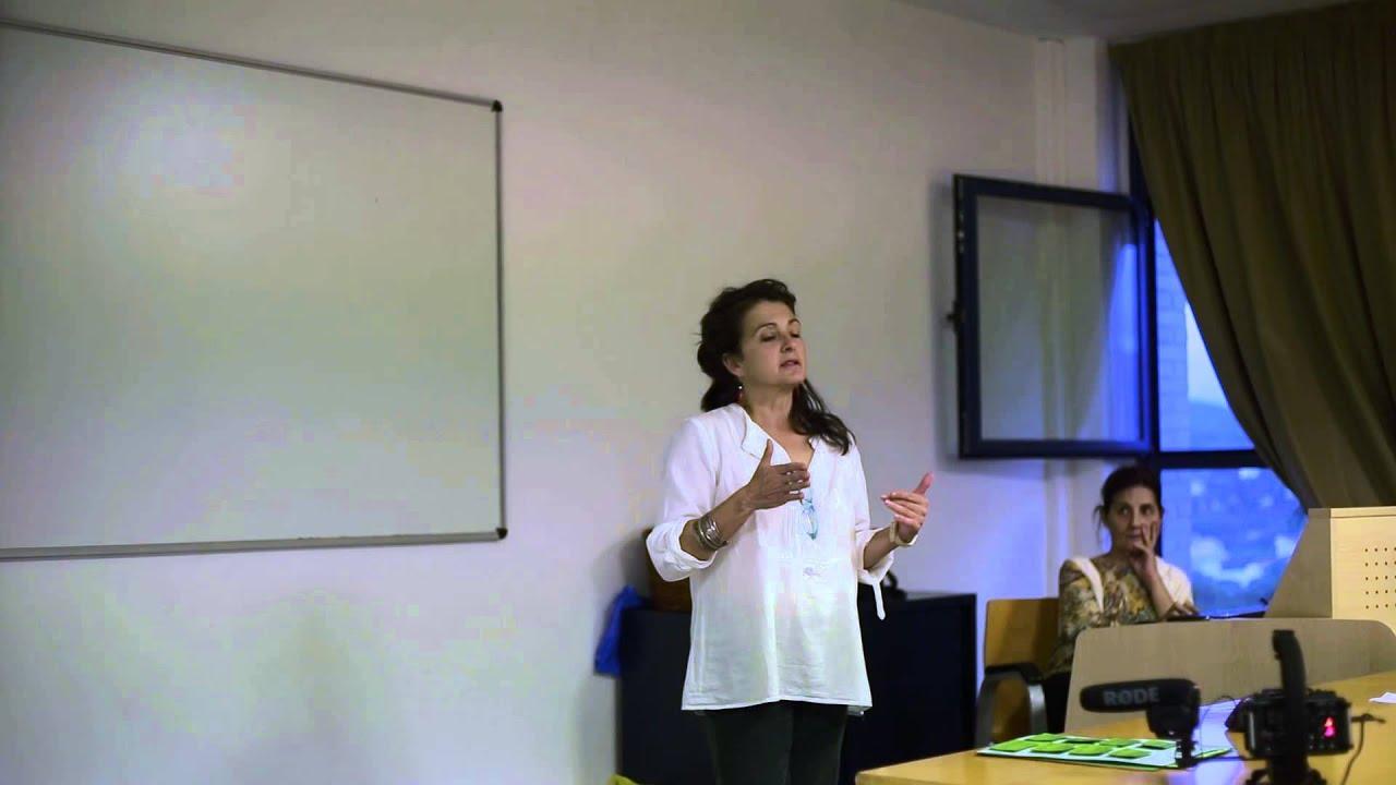 Pilar Baselga '¿por qué la educación es inmoral ' ECOALTEA 2015