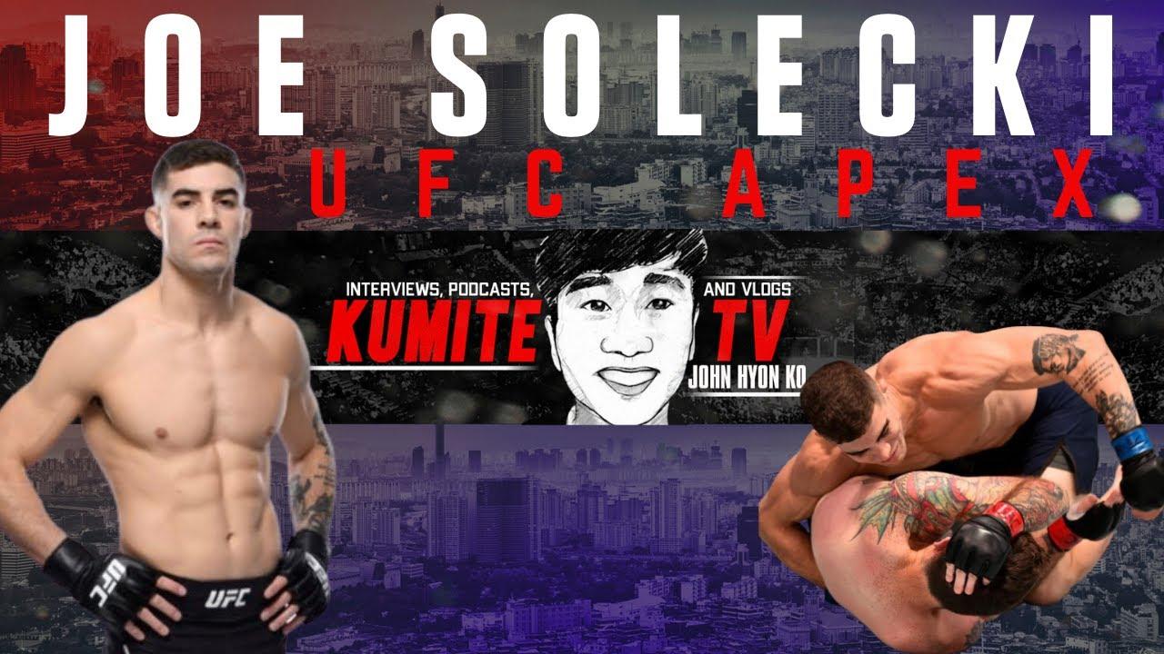 Joe Solecki Is Paving His Own Path | UFC