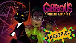 Angespielt - Gibbous : A Cthulhu Adventure Horror Game