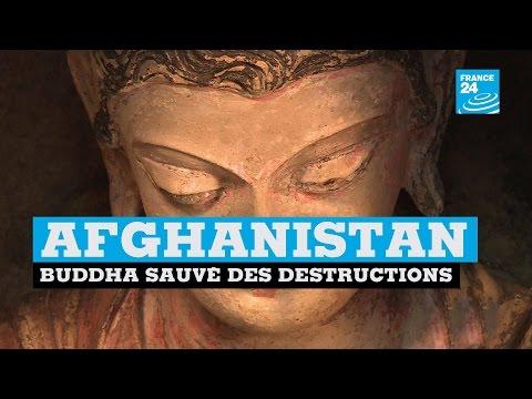 Afghanistan, Buddha sauvé des destructions