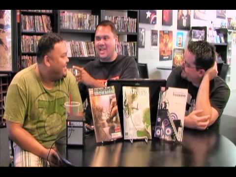 The Atomic Fallout Society Live at Gotham City Comics and Coffee - Episode 48