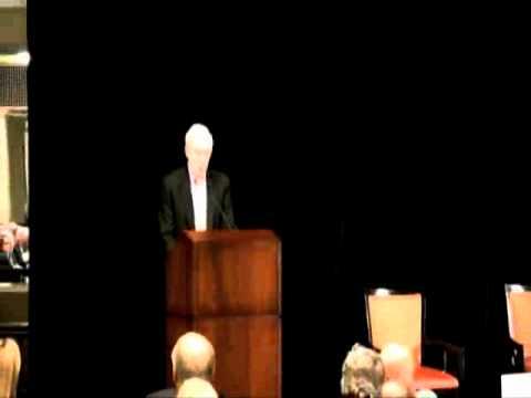 WACA 2010 Keynote- Robert D. Hormats