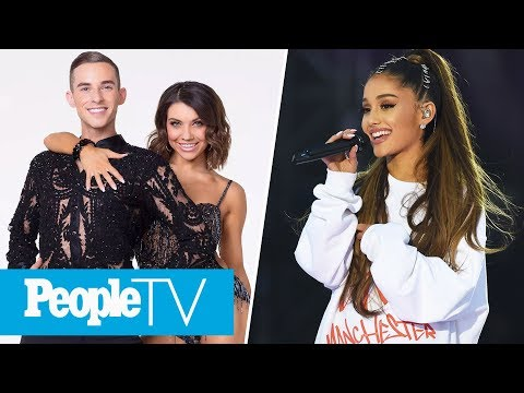 DWTS Winner Adam Rippon Tells All, Ariana Grande's Message To Manchester Victims | LIVE | PeopleTV