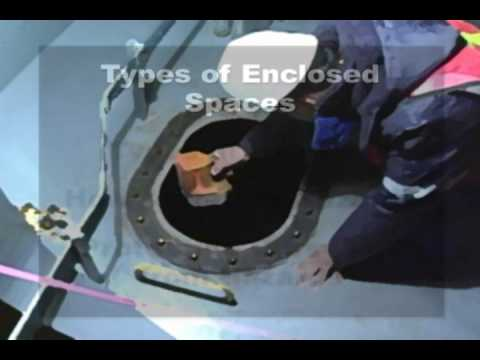 Maritime Training: Enclosed Space Entry: Hazard Awareness Training Video
