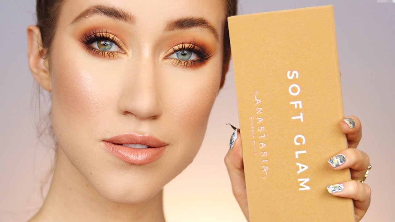 Download ABH Soft Glam with All Affordable Makeup