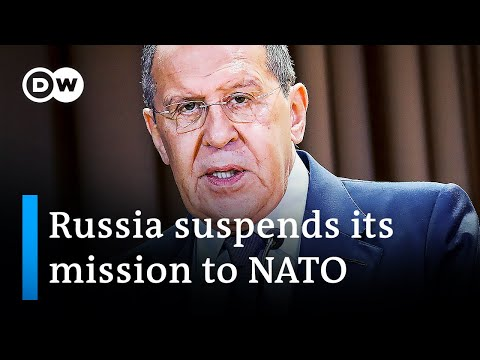 Russia shuts mission to NATO in spy row retaliation   DW News
