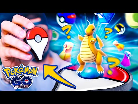 "Pokemon GO ""PLUS"" - WHAT DOES IT DO!? (Unboxing, Gameplay + Review)"