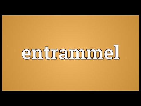 Header of entrammel