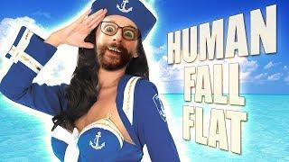 HWSQ #71 - NICHTS kann uns trenn... gulrpshghrhgs ● Let's Play Human Fall Flat
