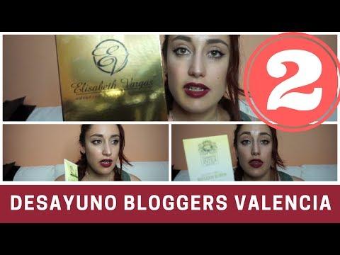 II Desayuno blogger Valencia -  Parte 2